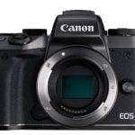 Canon EOS M5の実機を触ってきたよ。AF速度や内蔵EVFの感想など。