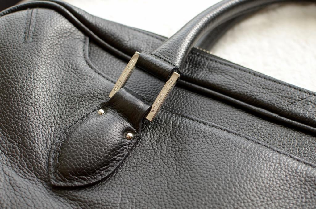 pelle morbida(ペッレ モルビダ)のビジネスバッグは日本製