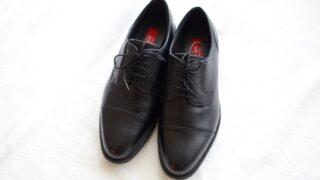 スニーカー並の履き心地と評判|テクシーリュクスの革靴をレビュー